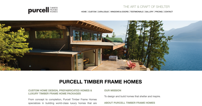 Brian Chard Design | Graphic Design and Website Design for Home ...