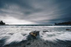 Slow Shutter on Lake Ontario