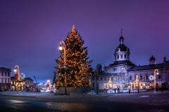 Market Square Skating Rink - Kingston, Ontario