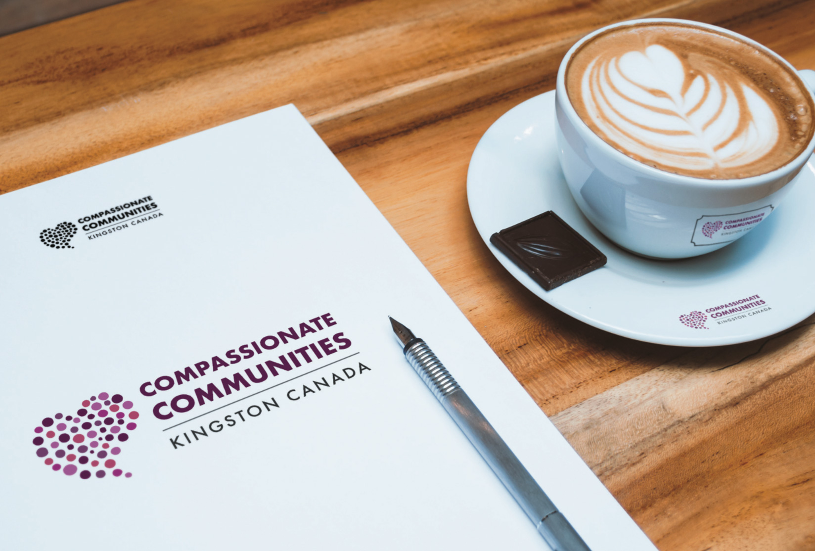 Compassionate Communities Logo Design