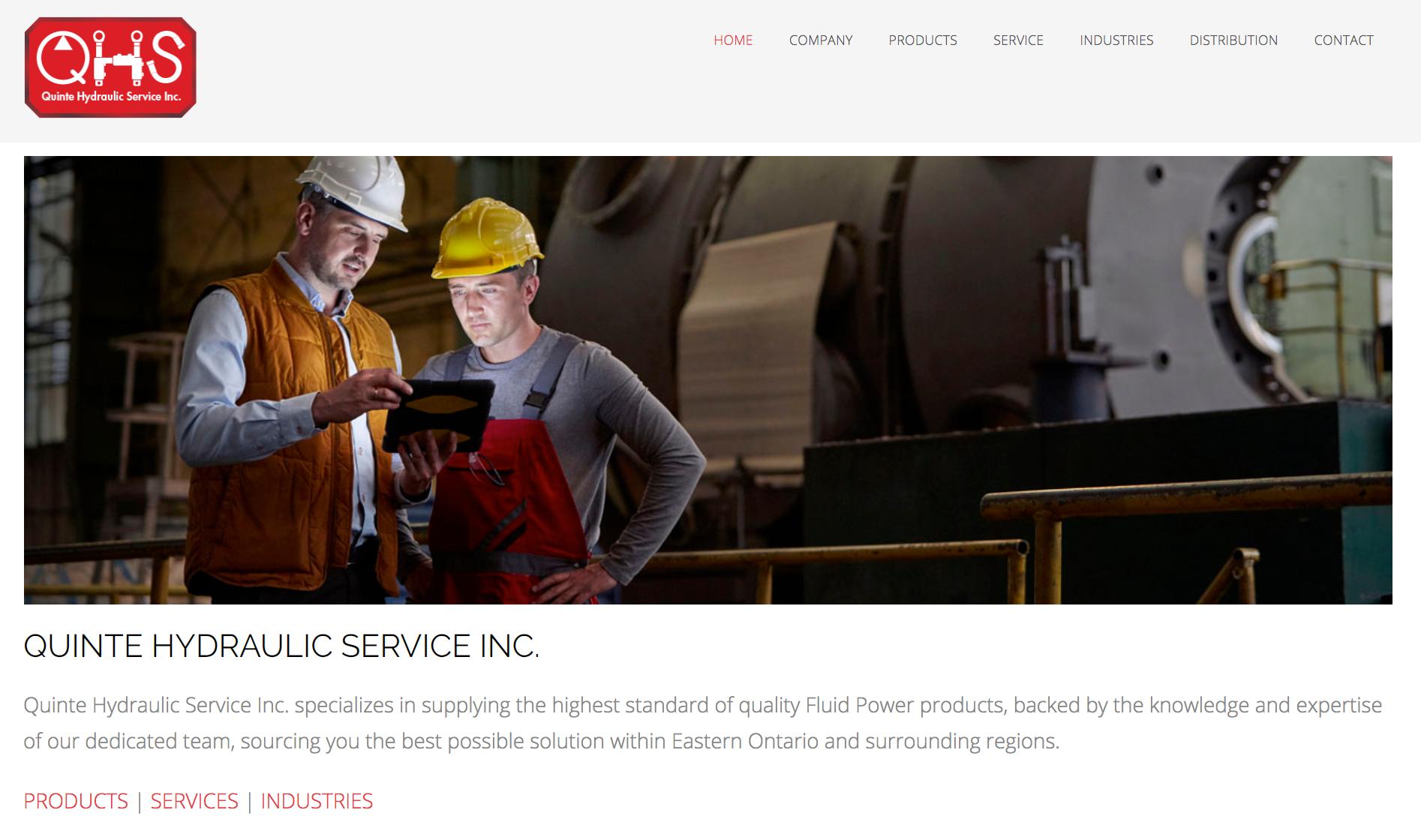 Quinte Hydraulic Services