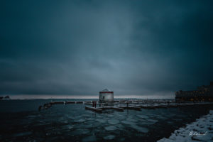 A Frozen Harbour - Kingston, Ontario, Canada