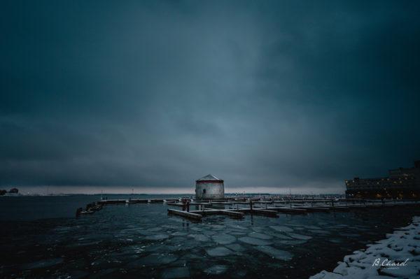 A Frozen Harbour - Kingston, Ontario, Canada
